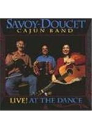 Savoy-Doucet Cajun Band - Live At The Dance