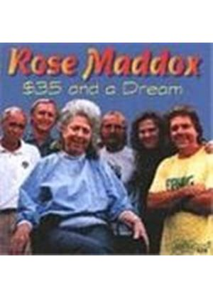 Rose Maddox - 35 Dollars & A Dream (Music CD)