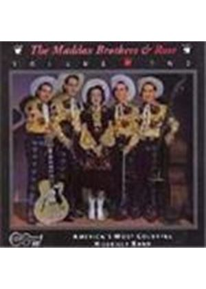 Maddox Brothers - America's Most Colourful Hillbilly Band Vol.2