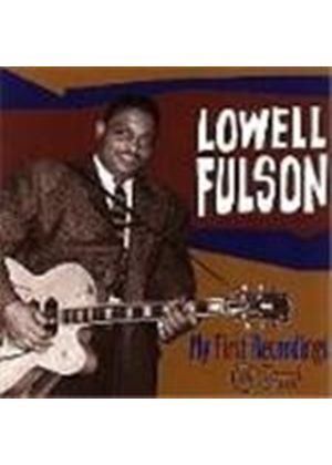 Lowell Fulson - My First Recordings