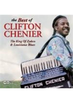 Clifton Chenier - King Of Zydeco And Louisiana Blues, The (The Best Of Clifton Chenier)