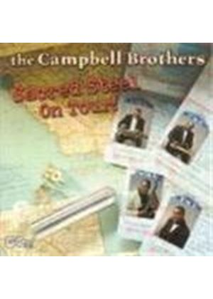 Campbell Brothers - Sacred Steel On Tour