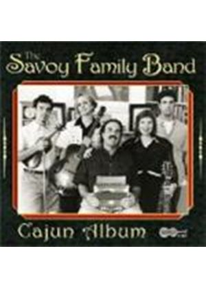 Savoy Family Band - Cajun Album