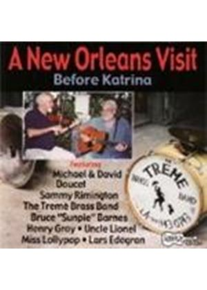Various Artists - A New Orleans Visit Before Katrina
