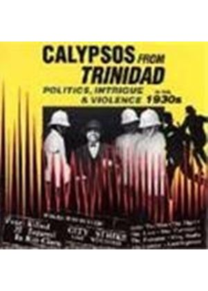 Various Artists - Calypsos From Trinidad