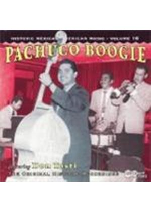 Various Artists - Pachuco Boogie