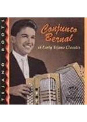 Conjunto Bernal - 16 Early Tejano Classics