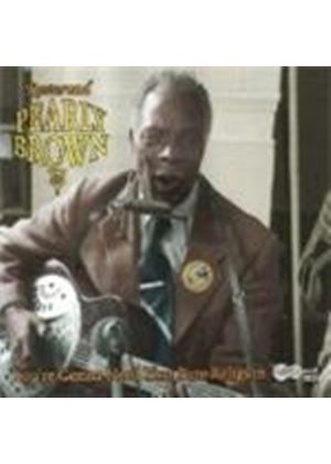 Rev. Pearly Brown - You're Gonna Need That Pure Religion