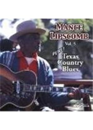 Mance Lipscomb - Pure Texas Country Blues Vol.5