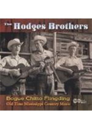 Hodges Brothers - Bogue Chitto Flingding (Old Time Mississippi Country Music)