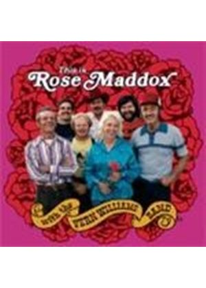 ROSE MADDOX/VERN WILLIAMS - THIS IS ROSE MADDOX