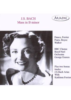 Bach: Mass in B minor; Arias