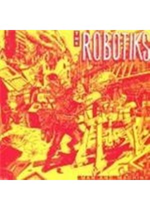 Mad Professor & The Robotiks - Man And Machine (Music CD)