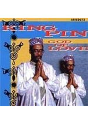 King Pin - God Of Love (Music CD)