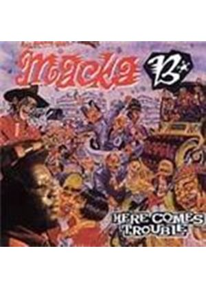 Macka B - Here Comes Trouble (Music CD)