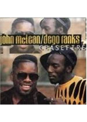 John McLean & Dego Ranks - Ceasefire (Music CD)