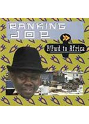Ranking Joe - Fast Forward To Africa (Music CD)