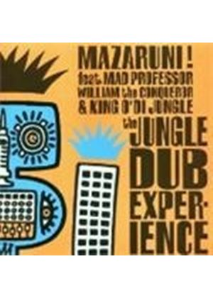 Mad Professor - Mazaruni (Music CD)