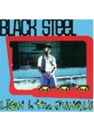 Black Steel - Lion In The Jungle (Music CD)