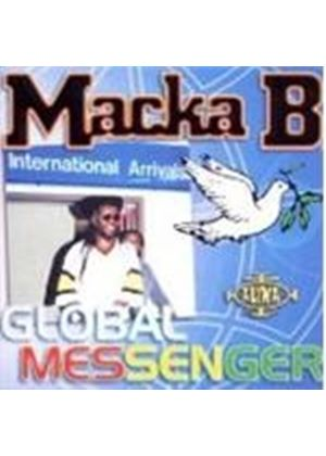 Macka B - Global Messenger (Music CD)