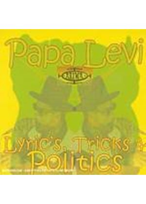 Papa Levi - Lyrics,Tricks And Politics (Music CD)