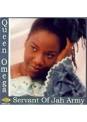 Queen Omega - Servant Of Jah Army (Music CD)