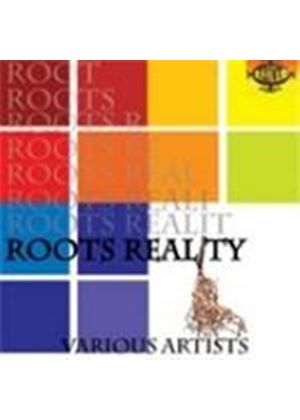 Various Artists - Roots Reality Vol.1 (Music CD)