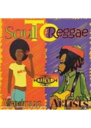 Various Artists - Soul To Reggae (Music CD)