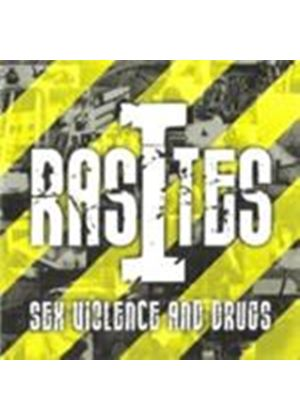 Rasites (The) - Sex Violence And Drugs (Music CD)