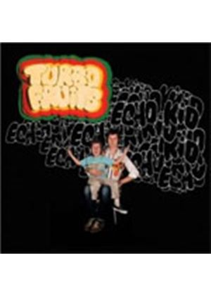 Turbo Fruits - Echo Kid (Music CD)