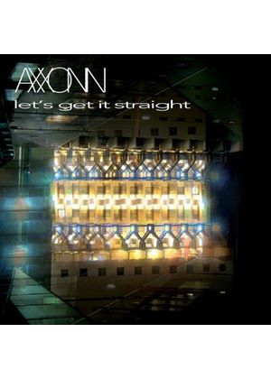 Axxonn - Let's Get It Straight (Music CD)