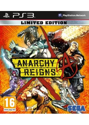 Anarchy Reigns: Limited Edition (PS3)