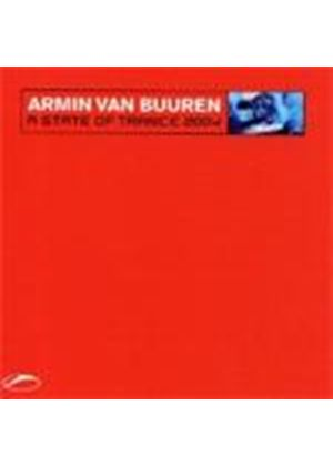 Various Artists - State Of Trance 2004, A (Mixed By Armin Van Buuren)