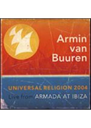 Various Artists - Universal Religion 2004 Live (Mixed By Armin Van Buuren) (Music CD)