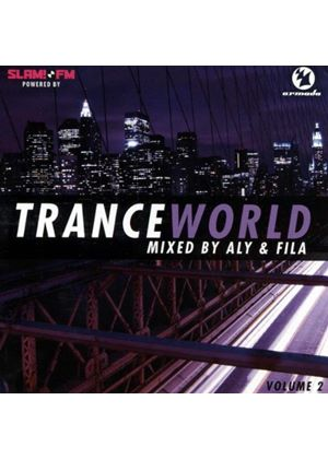 Various Artists - Trance World Vol. 2 (Aly And Fila)