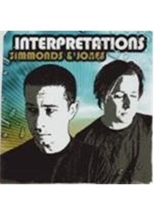 Simmonds & Jones - Interpretations (Music CD)