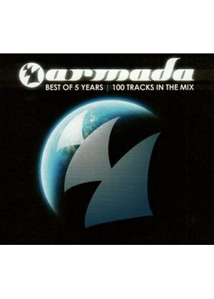 Various Artists - Armada Best Of 5 Years (Music CD)