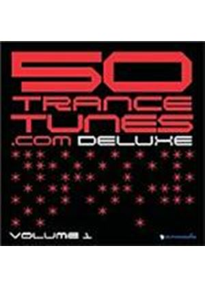Various Artists - 50 Trance Tunes Deluxe Vol.1 (Music CD)
