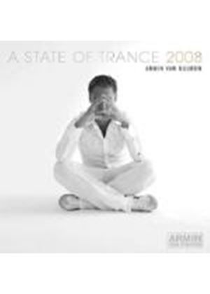 Armin Van Buuren - A State of Trance 2008: Mixed By Armin Van Buuren (2 CD) (Music CD)
