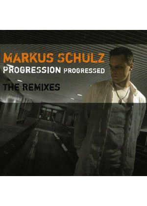 Markus Schulz - Progression (Remixed) (Music CD)