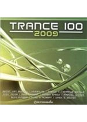 Various Artists - Trance 100 2009 (4 CD) (Music CD)