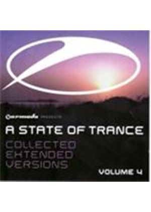Various Artists - State Of Trance - Collected Extended Version Vol.4, A (Music CD)