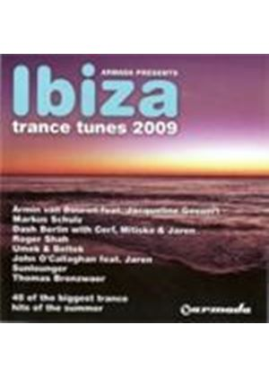 Various Artists - Ibiza Trance Tunes 2009 (Music CD)