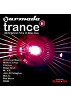 Various Artists - Armada Trance Vol.6 (Music CD)