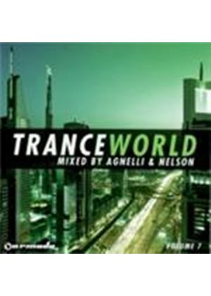 Various Artists - Trance World Vol.7 (Mixed By Agnelli & Nelson) (Music CD)