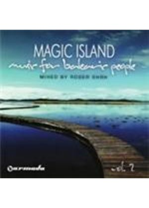 Various Artists - Magic Island Vol.2 (Music For Balearic People/Mixed By Roger Shah) (Music CD)