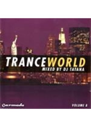Various Artists - Trance World Vol.8 (Mixed By DJ Tatana) (Music CD)