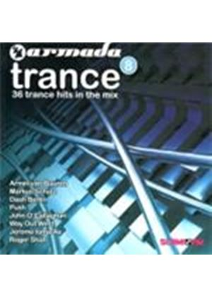 Various Artists - Armada Trance Vol.8 (Music CD)