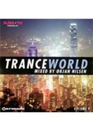 Various Artists - Trance World Vol.9 (Mixed By Oerjan Nilsen) (Music CD)