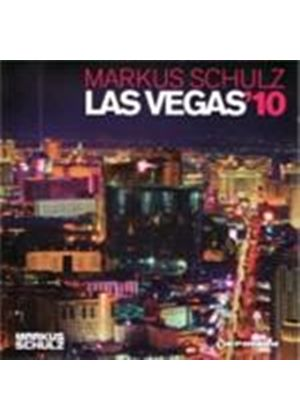 Various Artists - Markus Schulz - Las Vegas 2010 (Music CD)